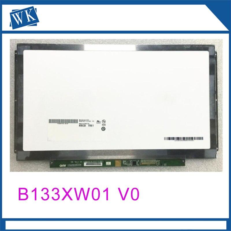 Trasporto Libero B133XW01 V.0 V0 B133XW01 V4 V5 CLAA133WA01A LTN133AT28-L01 LP133WH2-TLA2 schermo LCD Del Computer Portatile 1366*768 LVDS 40 pinsTrasporto Libero B133XW01 V.0 V0 B133XW01 V4 V5 CLAA133WA01A LTN133AT28-L01 LP133WH2-TLA2 schermo LCD Del Computer Portatile 1366*768 LVDS 40 pins