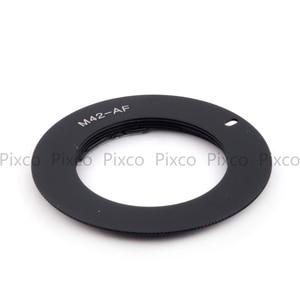 Image 5 - Pixco M42 AF ยืนยันอะแดปเตอร์เลนส์ชุดสำหรับ M42 เลนส์ sony alpha minolta MA กล้อง A77II A58 A99 A65 A57 a77 A900 A55 A35