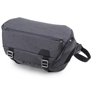 Image 3 - Bolso clásico de viaje para cámara dslr impermeable de poliéster con cremallera hombro mensajero foto bolsas funda para cámaras de vídeo Canon Nikon Sony