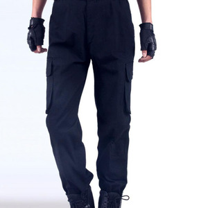 Image 3 - Work Pants Mens Auto Repair Labor Insurance Welding Factory Work Clothes Trousers Cotton Safety Clothing Pants Wear DYF002
