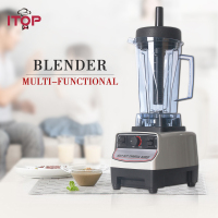 ITOP 2L Commercial Blender Heavy Duty Blender Machine Citrus Lemon Orange Juicers Fruit Juice Squeezers Smoothies Blender