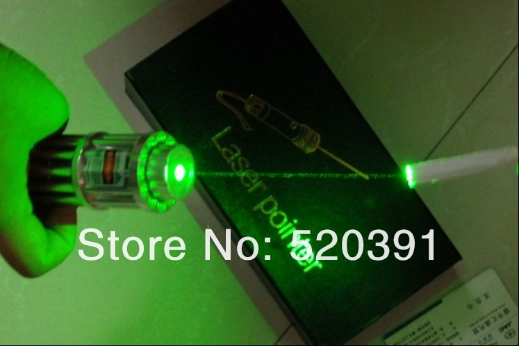 все цены на Military Supplies 20000mW / 20W 532nm Lazer Beam Focusable Green Laser pointers Burning match,Burn cigarettes+Charger+Gift Box онлайн