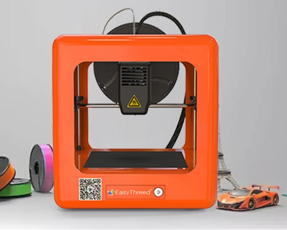 2017 mini 3D printer, jingle child toys, home desktop high precision 3D stereo printer children toy education