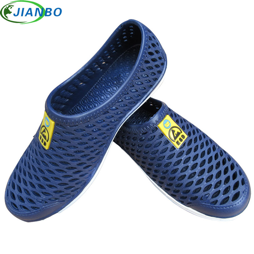 Fashion Summer Slippers 2018 Casual Beach Flip Flops Shoes Slipper House Breathable Sneakers Men Outdoor Water Anti-static Shoes