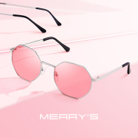 MERRYS DESIGN Women Fashion Square Polarized Sunglasses Ladies Trending Sun glasses Octagon Frame UV400 Protection S8319 Women's Glasses