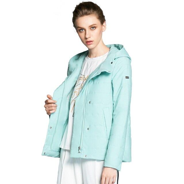 Короткая куртка ICEbear  GWC82117D