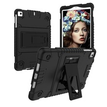 Heavy Duty 2 in 1 Kickstand PC Tablet Cases For Apple iPad Mini 5 Case Cover iPadMini 2019 Skin Shell Bumper