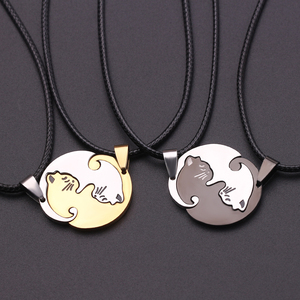 Couples Jewelry Necklaces Stai