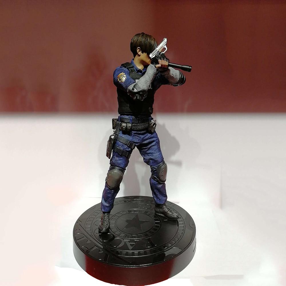 Game Resident Evil 2 Leon Scott Kennedy Action Figure