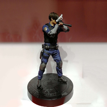 Game Resident Evil 2 Leon Scott Kennedy Action Figure