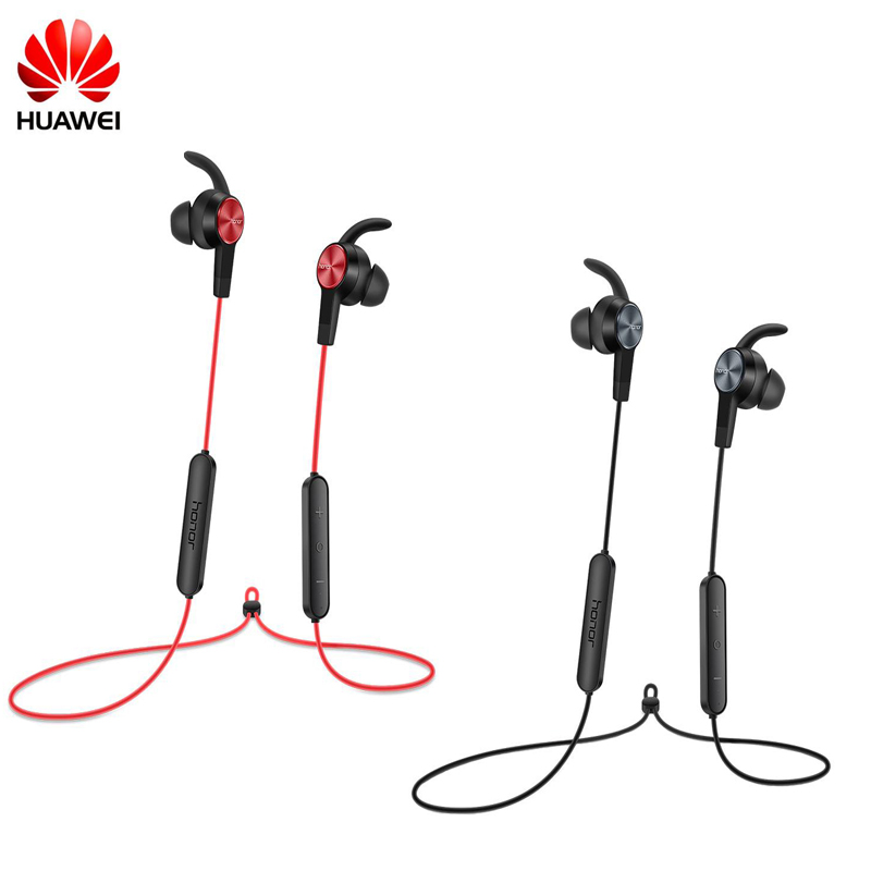 Original Huawei Bluetooth Headset AM61 xSport Running headphone Wireless Bluetooth earphone waterproof aptX with mic original dacom g18 sports bluetooth headset stereo auriculares wireless headphone running ear hook waterproof earphone with mic