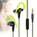 Sport Headphones Bass Hifi With Mic Earbuds Waterproof