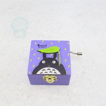 Totoro Wooden  Music Box
