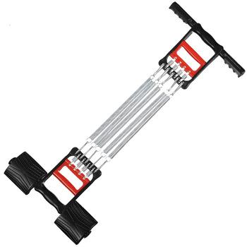 Wielofunkcyjna stalowa kulka do ściskania do pracy nad klatką piersiową Fitness Gym mięśnie ciągnięcie ćwiczenia treningowe 5 Spring Expander tanie i dobre opinie ITSTYLE 20 kg Ciało