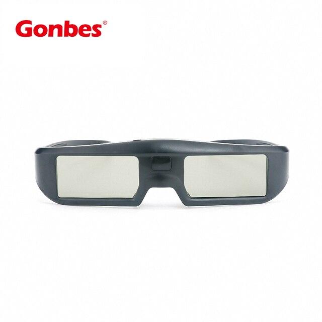G06 DLP Gonbes Óculos 3D Do Obturador Ativo 90 144Hz para DLP Link ... 4738621f60