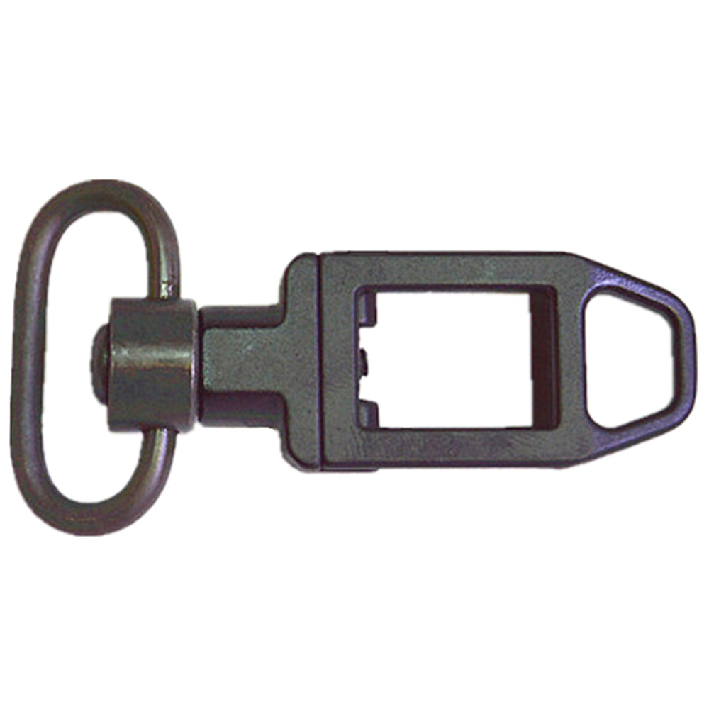 SPINA Attachment Point Sling Swivel Rail Mount Black Hunting Tactical Push Button Quick Detach Low Profile Ambush Loop