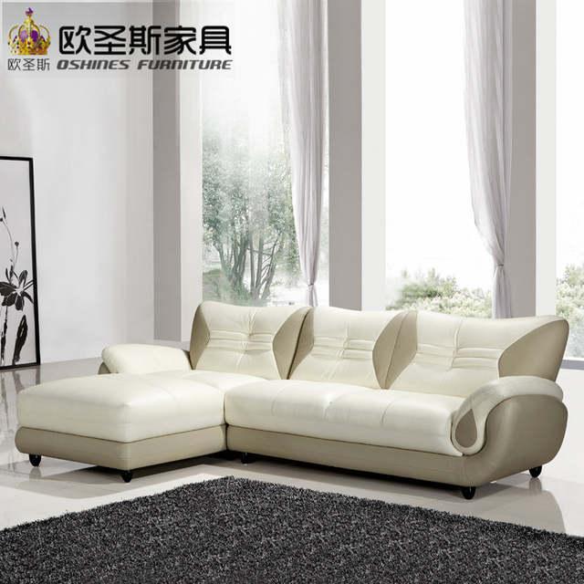 Online Shop Turkish Sofa Furniture Black And White Modern L Shaped
