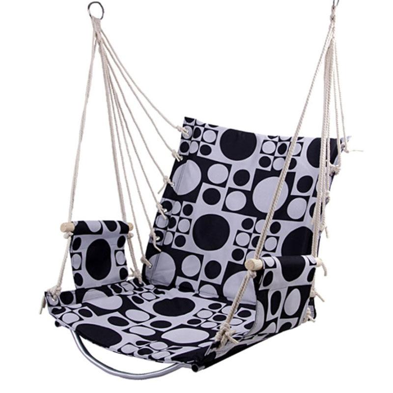 2019 chaise de loisirs en plein air jardin Patio balançoire chaise hamac enfants balcon balançoire chaise enfants chaise à bascule Patio