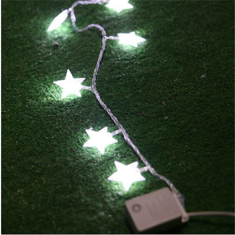 Luz Conduzida da Corda 10 m 50led luzes da Utilização : Feriado