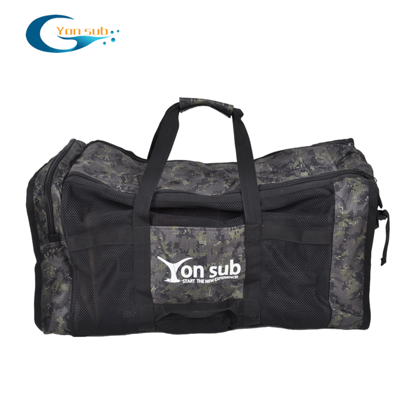 Diving Equipment Bag Deep Dive And Snorkeling Equipment Handbag Large Capacity For Swimming Free Shipping