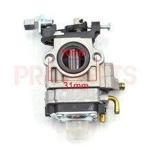 Lawn Mower Brush Cutter Trimmer Engine Motor Carburetor Carb 26cc Parts 1E34F