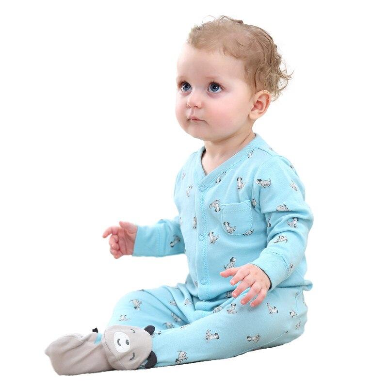 Orangemom 2018 Fashion Baby Pajamas Infant Baby Girl