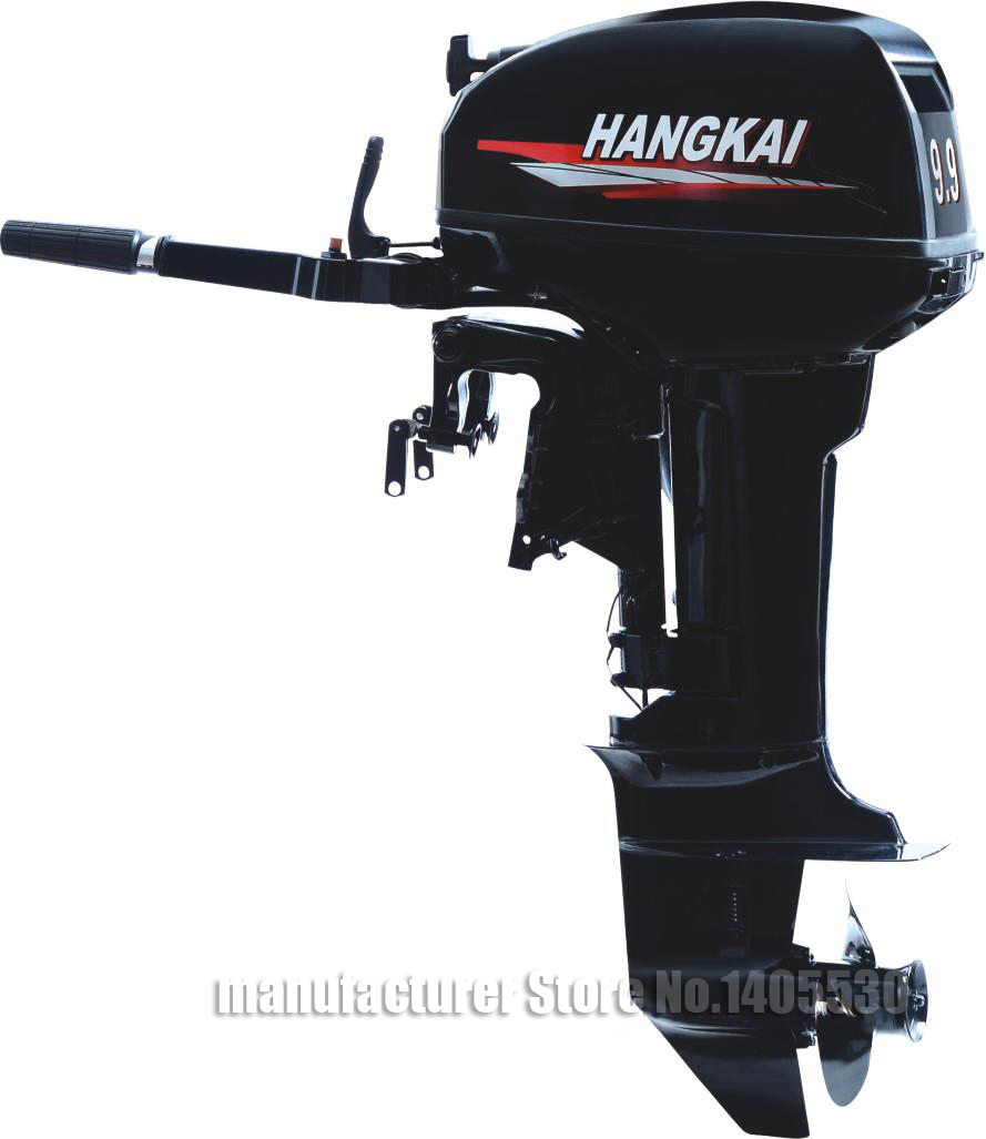 Chinese Atv For Sale >> Whosale Chinese New Cheap Hangkai Portable 9.9hp 2 Cylinder 2 Stroke Outboard Motors Online for ...