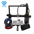 HE3D 2018 newest EI3 DIY FDM 3D printer single full metal extruder auto leveling large printing size