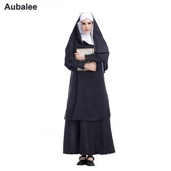 50bab40f2b Nueva Virgen María monjas trajes durante mucho tiempo