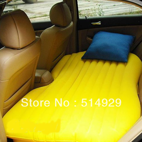 Car Travel Inflatable Mattress Bed Parent Child Novelty Items