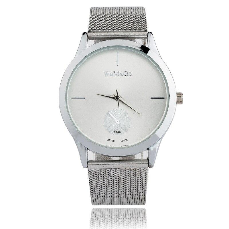2018 New Arrived Women Watch High Quality Ladies Quartz Wristwatch Luxury Ultra Thin Stainless Steel Watches Relogio Feminino