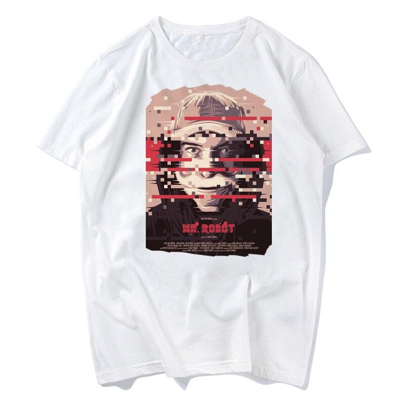 Compra fsociety shirt y disfruta del envío gratuito en AliExpress.com 72a3bb47481