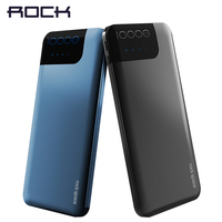Quick Charge Power Bank 10000mAh 5V 9V 12V Smart QC 3 0 Powerbank With Digital Display