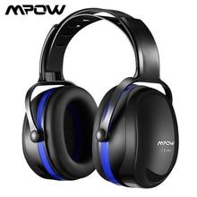 Mpow HP044 SNR36dB antibruit cache oreilles Protection auditive protecteurs doreille avec bandeau réglable pour la tonte de tir
