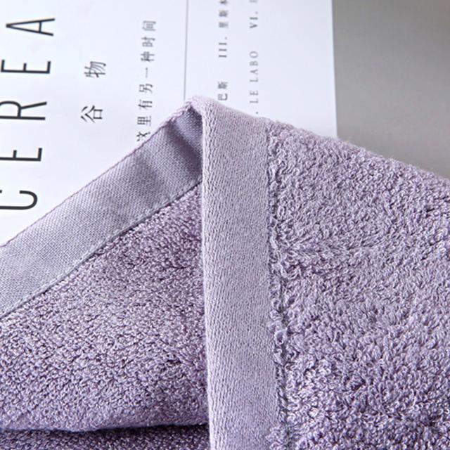 Dot Printed Cotton Towel