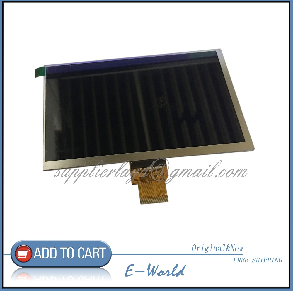 New 40PIN 7 FY 70DZ02H 40PM P08 LCD Display Screen For Ampe G750 G705 Ampe A71