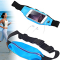 Universal Sport Gym Waterproof Belt Pouch Waist Bag For meizu m3s u10 m3 Phone Case For xiaomi redmi 3s 3 3x mi4c mi4 mi4s