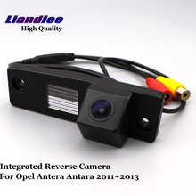Liandlee Car Rear View Backup Parking Camera For Opel Antera Antara 2011~2013 Rearview Reverse / Integrated SONY CCD HD