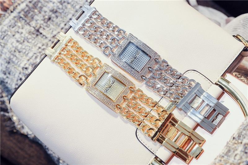 Relógio de Forma de Quartzo Relógios De