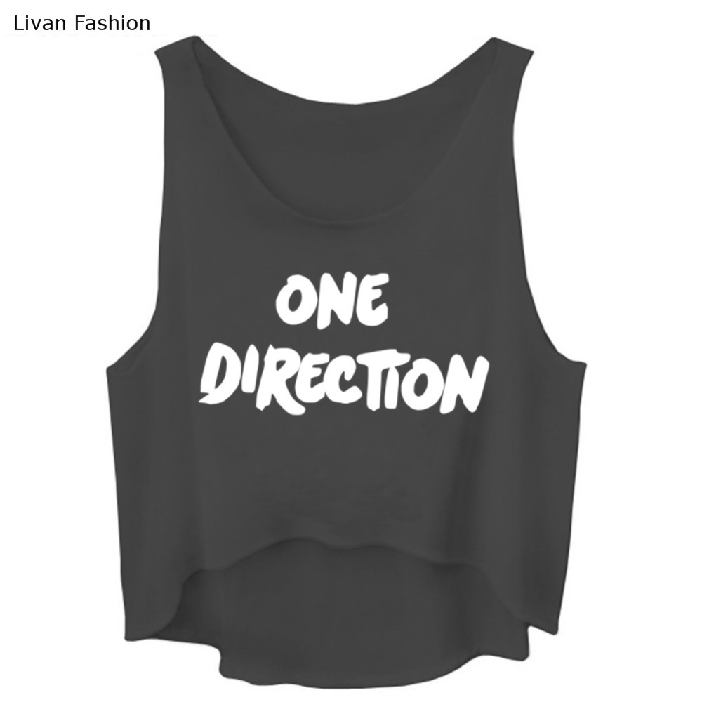 Popular One Direction Tank Top Women-Buy Cheap One Direction Tank ...