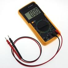 Digital DT-9205A Multimeter LCD AC/DC Ammeter Resistance Capacitance voltmeter Tester