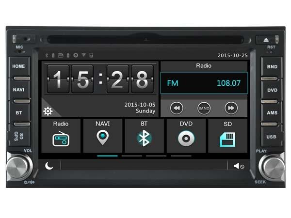 FOR NISSAN SENTRA CAR DVD Player car stereo car audio head unit ...