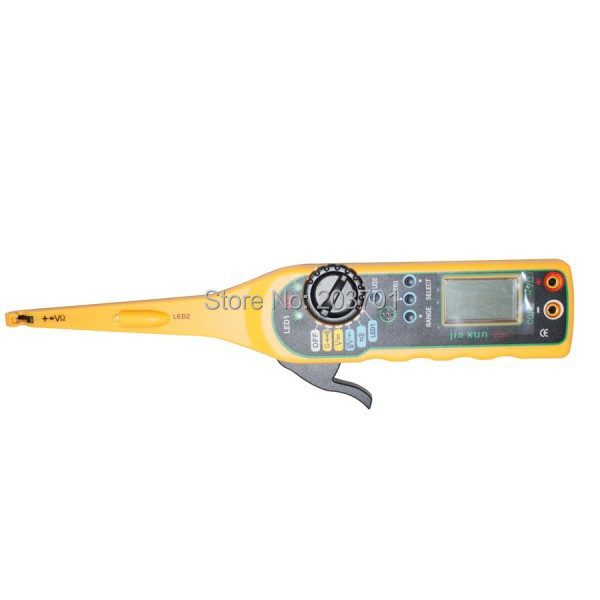 Car Auto Power Electric Circuit Tester Multimeter+Lamp+Probe+Light 0-380Volt with best price