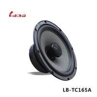 2016 Новый 6,5 дюйм(ов) коаксиальные динамики LB TC165A громкоговоритель Рог акустика автомобильная аудиосистема динамики