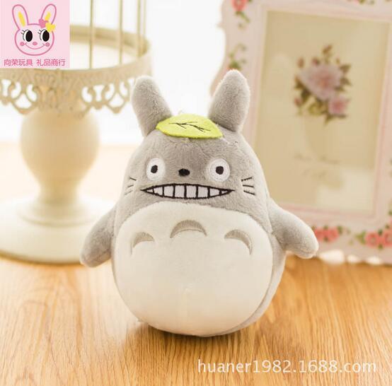 Hayao Miyazaki Totoro doll plush toys Internal bamboo charcoal bag Three styles the best gift