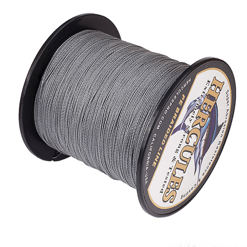 Details about  /Hercules 500m Braided Fishing Line 4 Strands Extreme Sea Weave Braid Lines Test