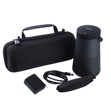 Portable Shockproof Hard EVA Carry Travel Box Storage Case for Bose Soundlink Revolve+ Bluetooth Speaker Accessories