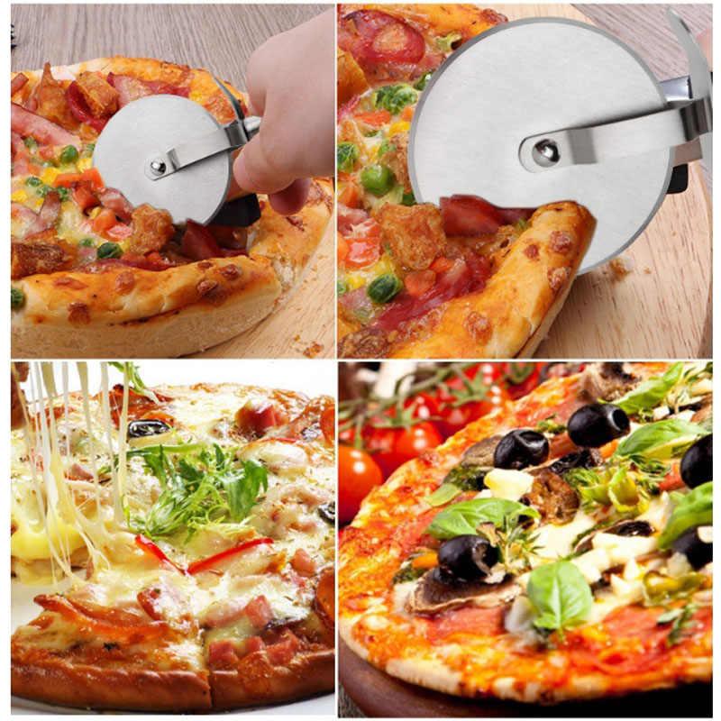 Rschef Baking Alat Stainless Steel Pizza Pisau Pancake Pisau