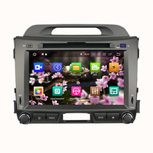 """KLYDE 8"""" 2 Din Android 9.0 Car DVD Player For KIA Sportage 2010-2012 Car Audio 8 Core Car Radio Stereo Car Multimedia Player"""