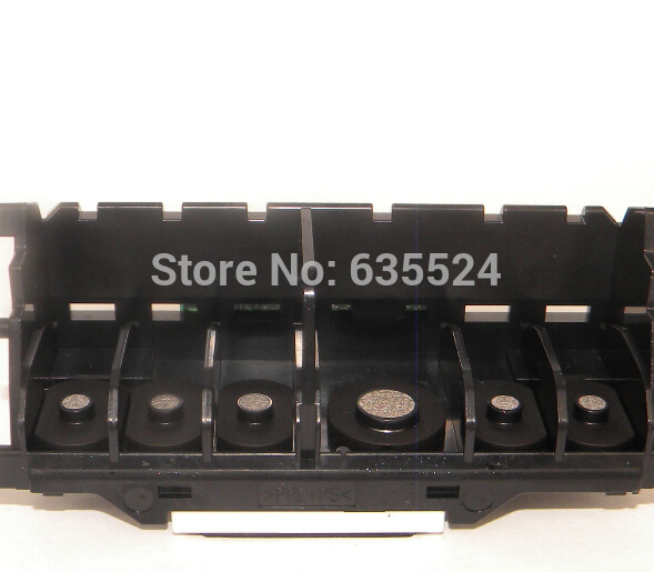 <font><b>QY6</b></font>-<font><b>0083</b></font> Refurbished printhead for Canon MG6350 MG6380 MG7180 IP8780 Printer Accessory only guarantee the quality of black. image